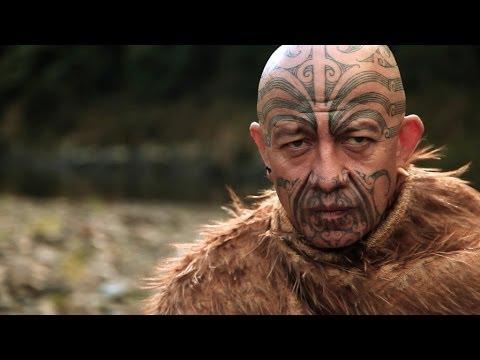 fine lines maori tattoo