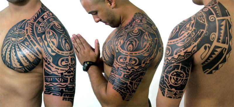 Body Art World Tattoos Maori Tattoo Art And Traditional: 50 Fascinating Maori Tattoo Designs With Meanings For Men