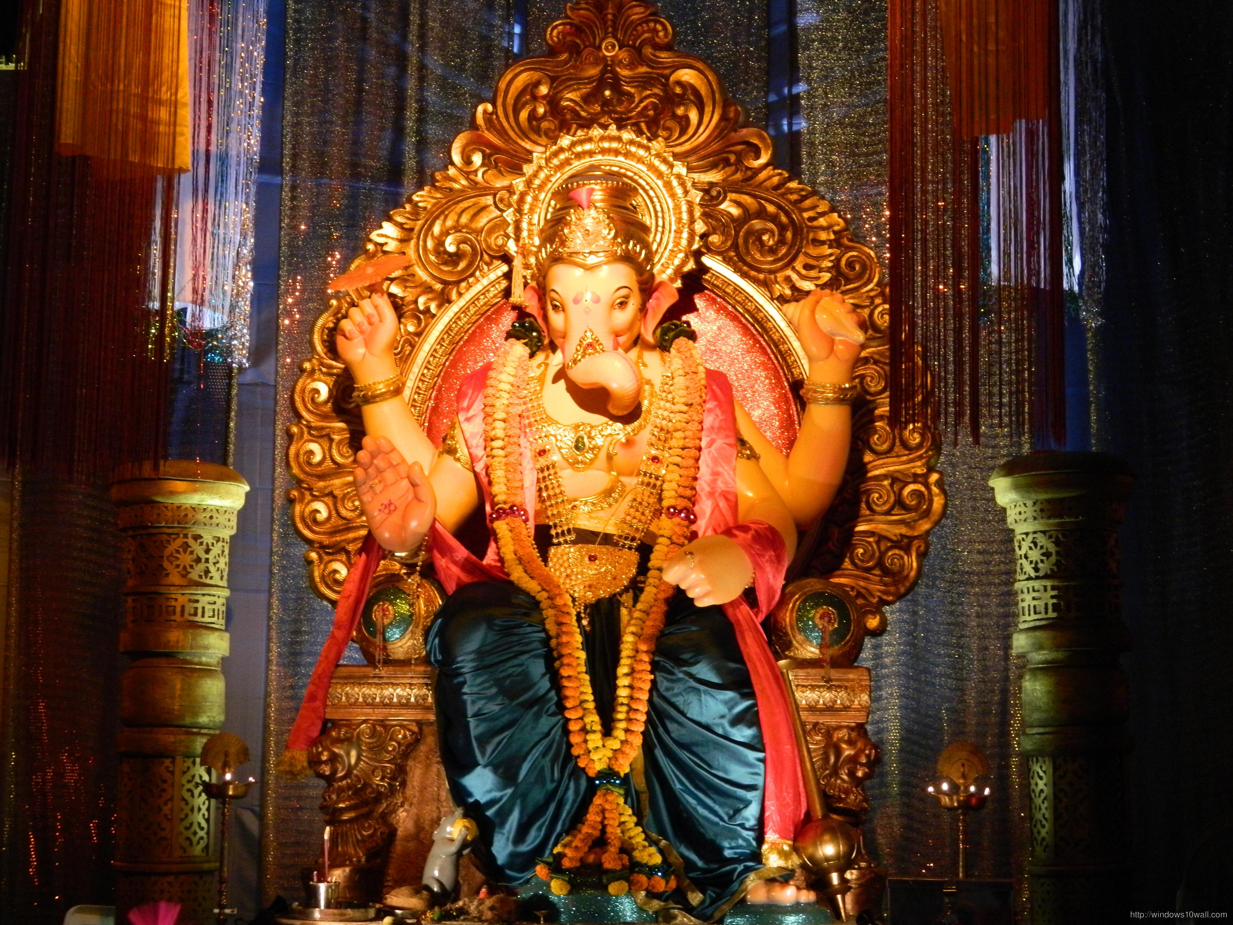 Wallpaper download ganesh - Lord Ganesha Wallpaper For Good Morning