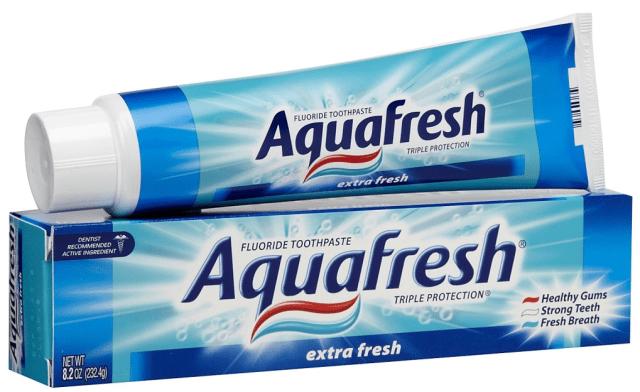 Aquafresh Tooth Paste