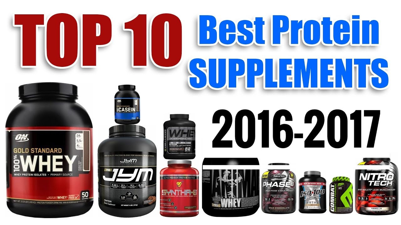 Top Best Protein Powder Supplements Available In India - Top 10 best weight gainer india