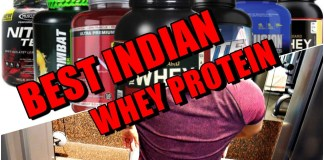 Best Protein Whey Powder Supplements Available In India In 2017
