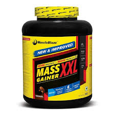 MuscleBlaze XXL Mass Gainers