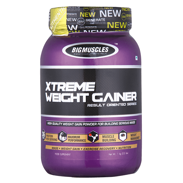 Big Muscle Xtreme Weight Gainer