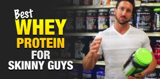 best whey protein powder in 2017