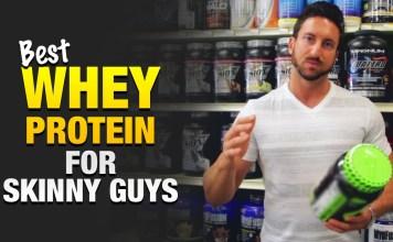 best whey protein powder in 2017