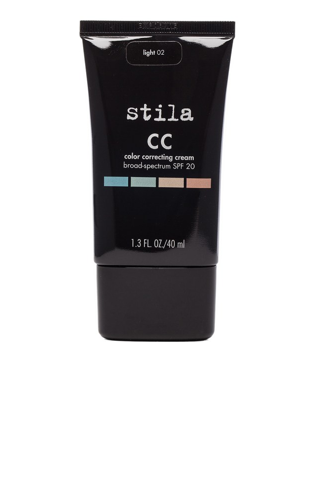 Stila Cosmetics One Step Correct CC Cream