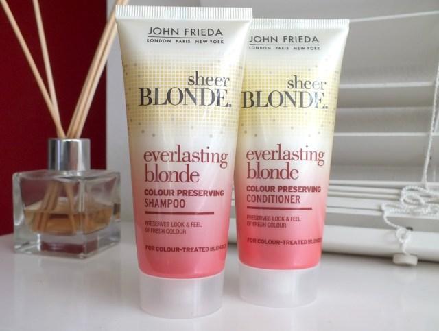 John Frieda Sheer Blonde Everlasting Blonde Color Preserving Shampoo