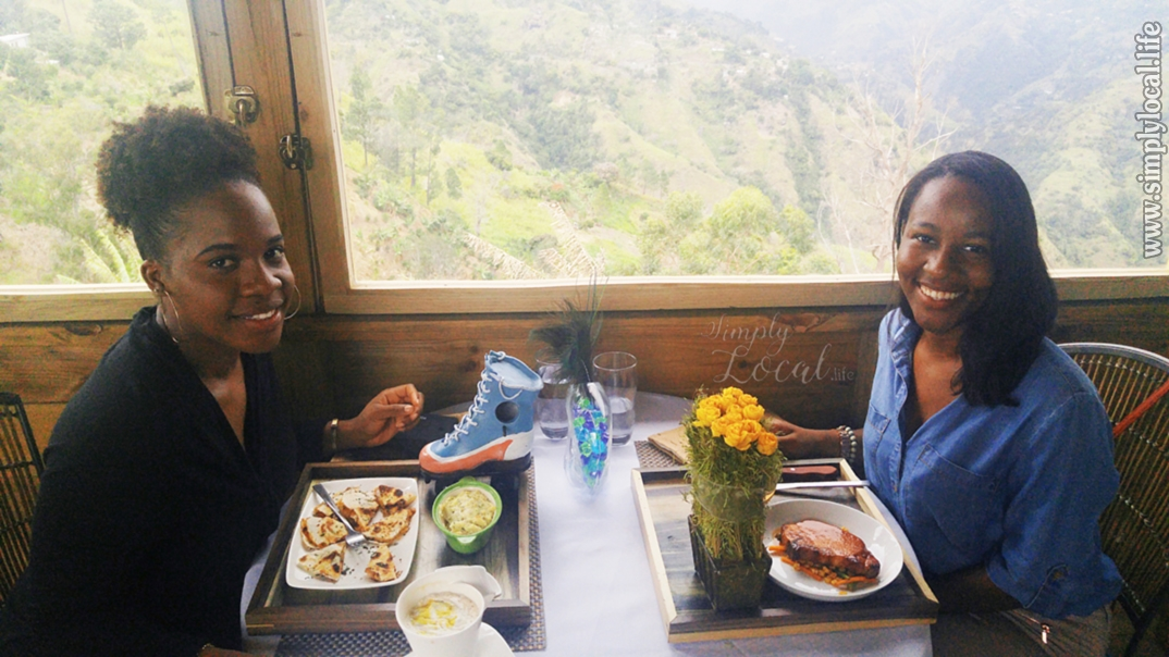 Dine in the Mountains at Blue Ridge Restaurant
