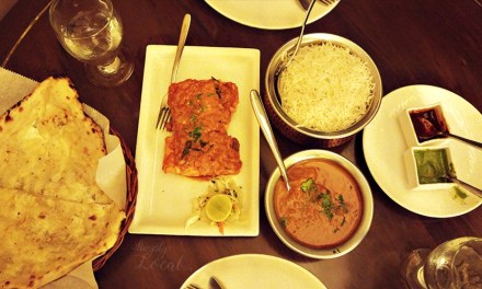 Date Night at Nirvanna Indian Fusion Cuisine Restaurant