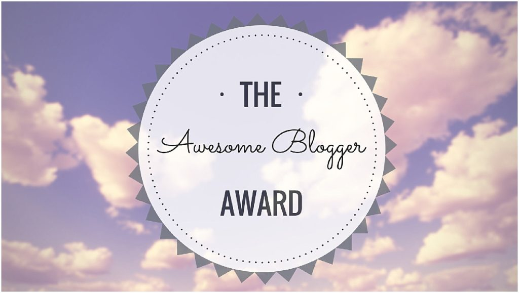 Woot! Q&A with an 'Awesome' Blogger (Me)!