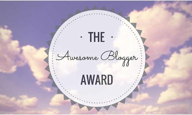 Woot! I'm an Awesome Blogger!