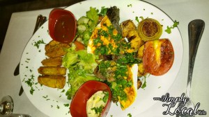 Beirut Meditteranean Restaurant Mixed Grill Kingston Jamaica