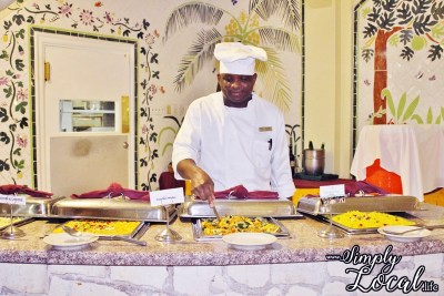 SeaGarden Resort- chef