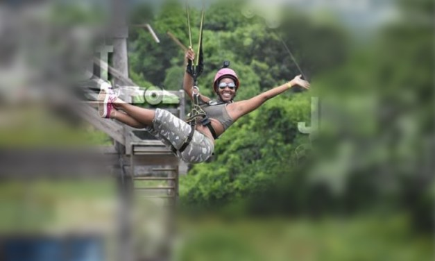 Get an Adrenaline Rush at JamWest Adventure Park