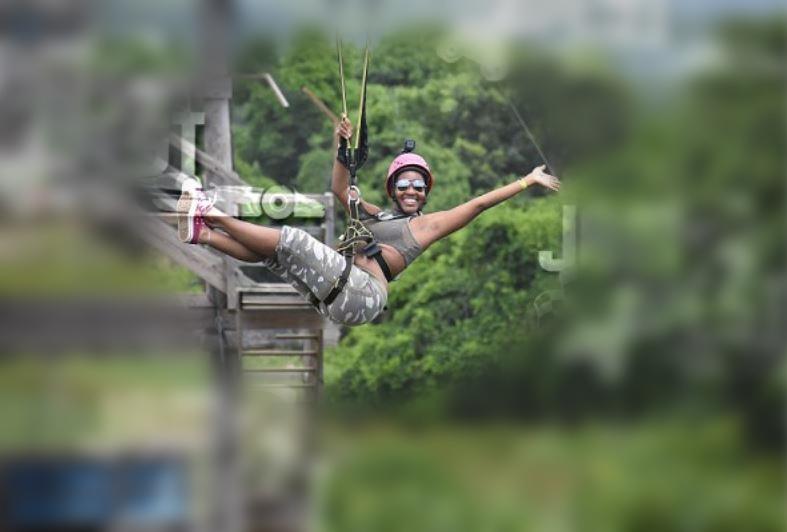 Get an Adrenaline Rush at JamWest Adventure Park