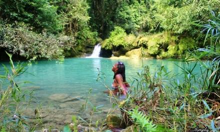 Breadnut Valley Falls: 4 Pools on 1 Estate