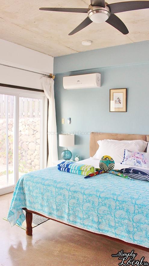 Turtles Nest Treasure Beach Jamaica Villa bedroom