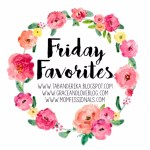 Friday Favorites – 10.26.2017
