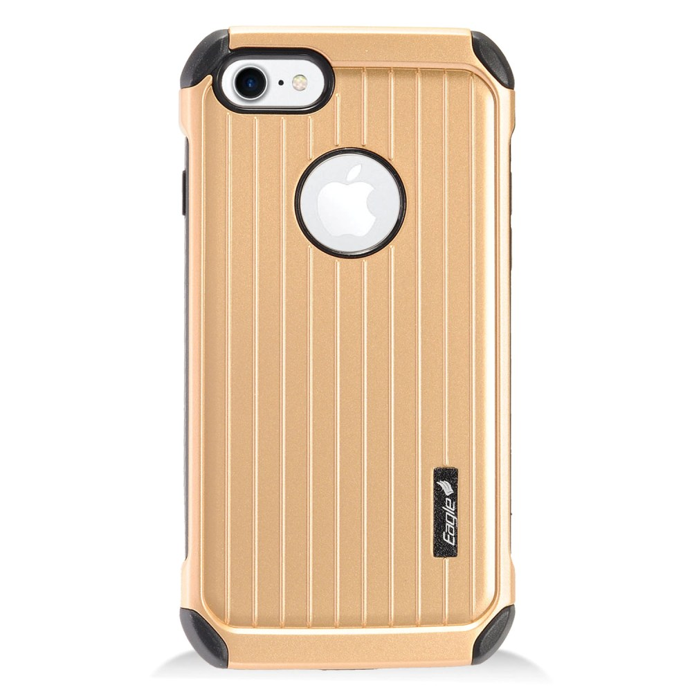 IPhone 7 Carry On Hybrid Case Black/Gold