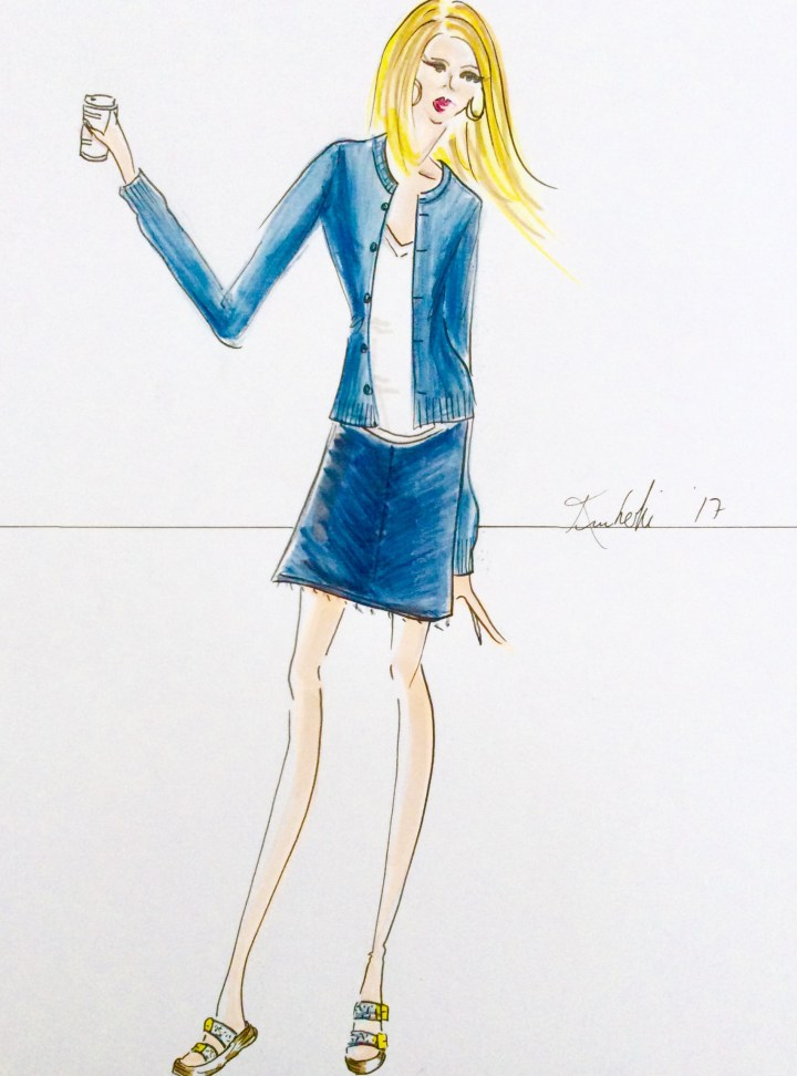 Day 22: Is Minimalist Dressing Boring?