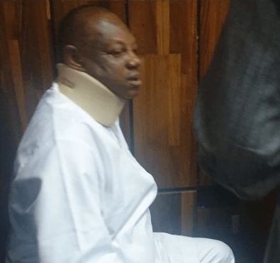 Brigadier General Paul Boroh summoned for theft of Amnesty reserves