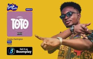 Kweku Darlington – Toto
