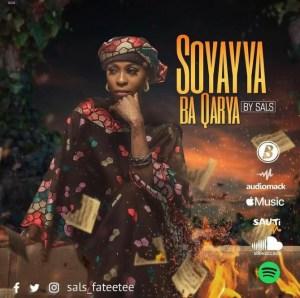 Sals - Soyayya Ba Qarya