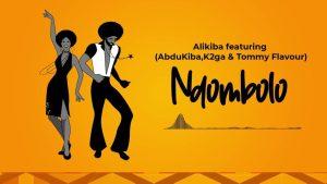 Alikiba – Ndombolo Ft Abdukiba, K2ga & Tommy Flavour