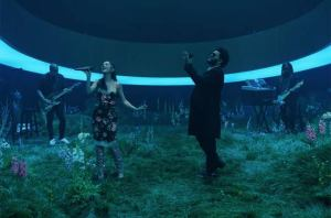 Ariana Grande – off the table ft. The Weeknd (Official Live Performance)