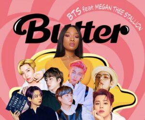 BTS – Butter (Remix) ft. Megan Thee Stallion