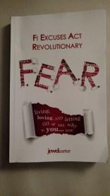 Book - FEAR