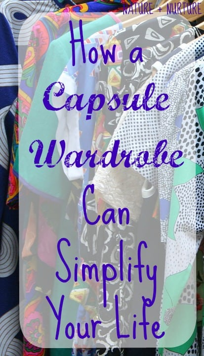How a Capsule Wardrobe Simplifies Life