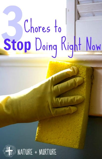 Cleaning Tips For Home: 3 Chores to Stop Doing Right Now