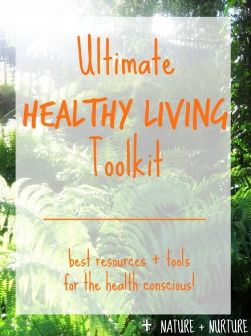 Ultimate Healthy Living Resources