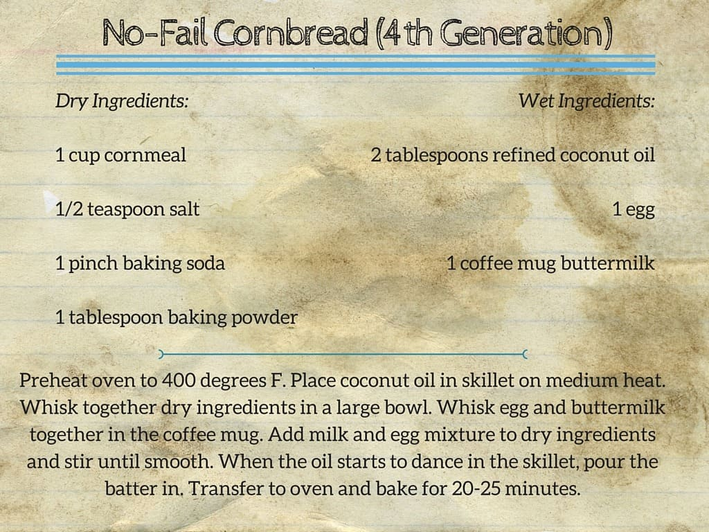 Is Cornbread Healthy? + the perfect recipe