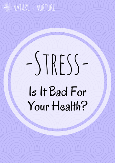 is stress bad for your health