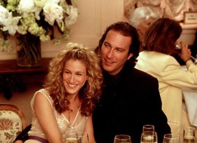 Aidan et Carrie