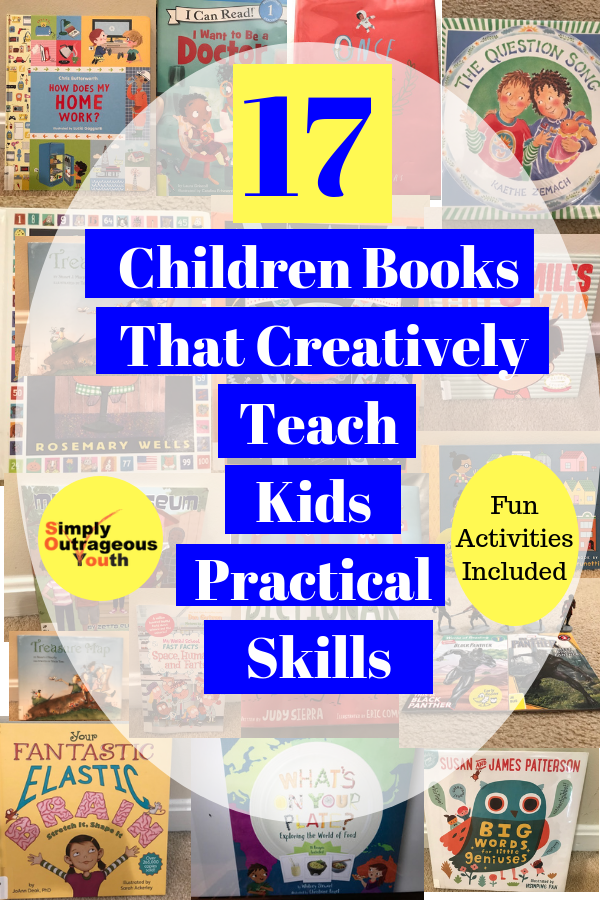17 book that teach life skills