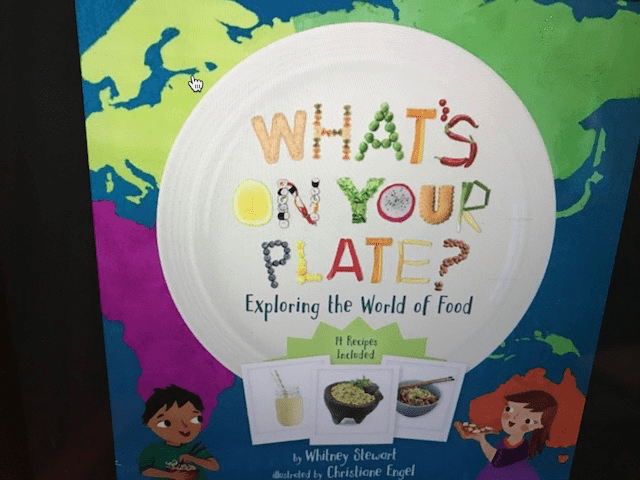 what on your plate