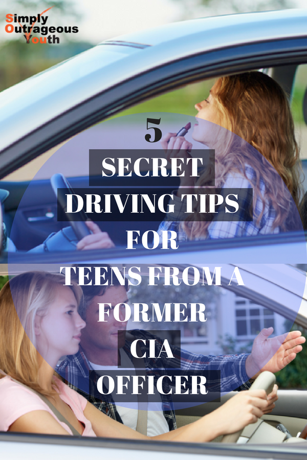 5 SECRET DRIVING TIPS FOR TEENS FROM