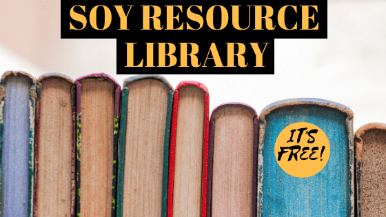 SOY RESOURCE LIBRARY