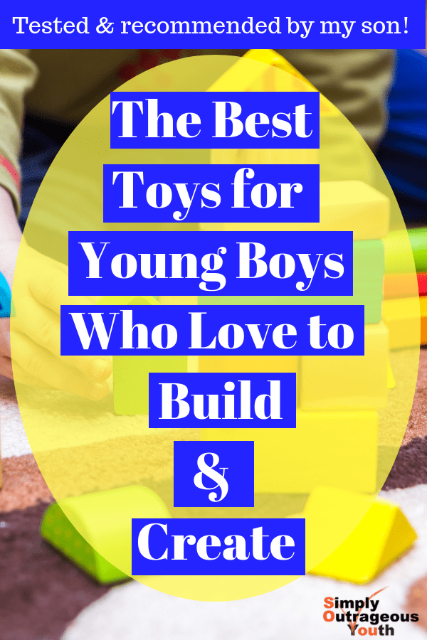 The Best Toys for Boys Who Love to Build and Create
