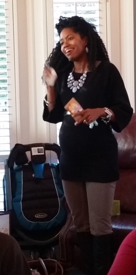 baby shower speech