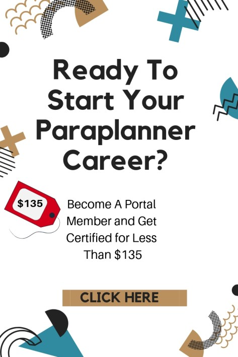 Become A Paraplanner