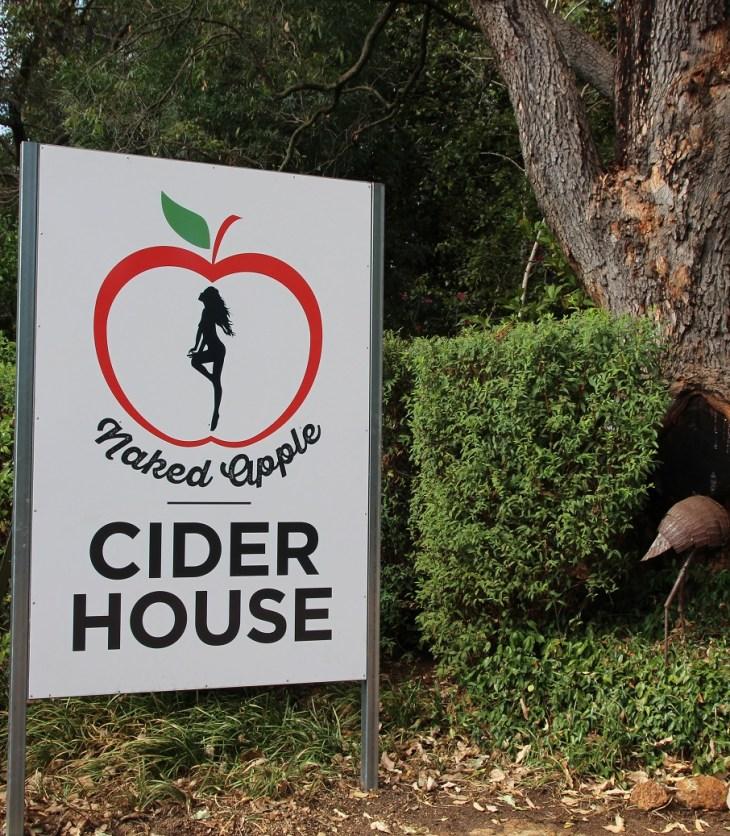 Naked Apple Cider House, Karragullen