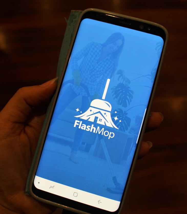 Flashmop