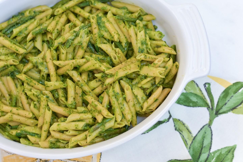 Chive Pesto