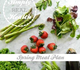 Spring Meal Plan Is Released! [Buy Here]