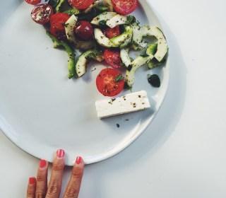 (Real) Greek Salad Lessons